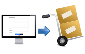 Register for mail scanning services