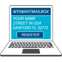 Register for US based mailing